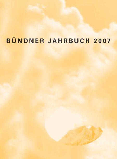 Bündner Jahrbuch 2007